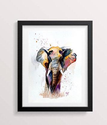 Original'Elephant' Painting