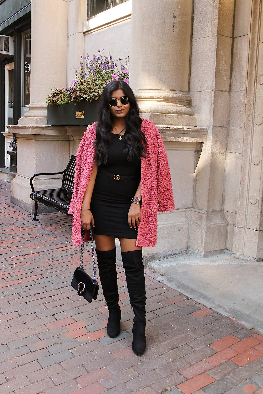 TEXTURED COZY CARDIGAN FOR FALL