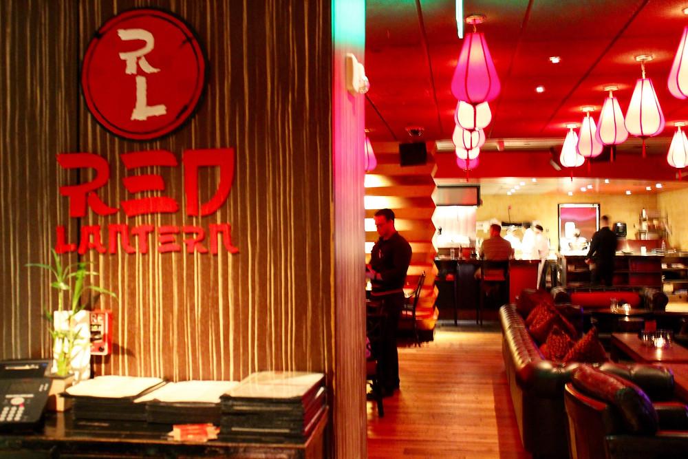 Foxwoods restaurant red lantern