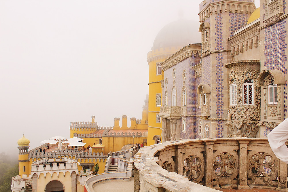 Pena Palace Portugal