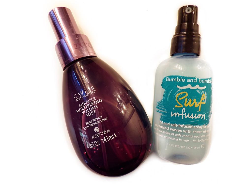 Hair spray favorites