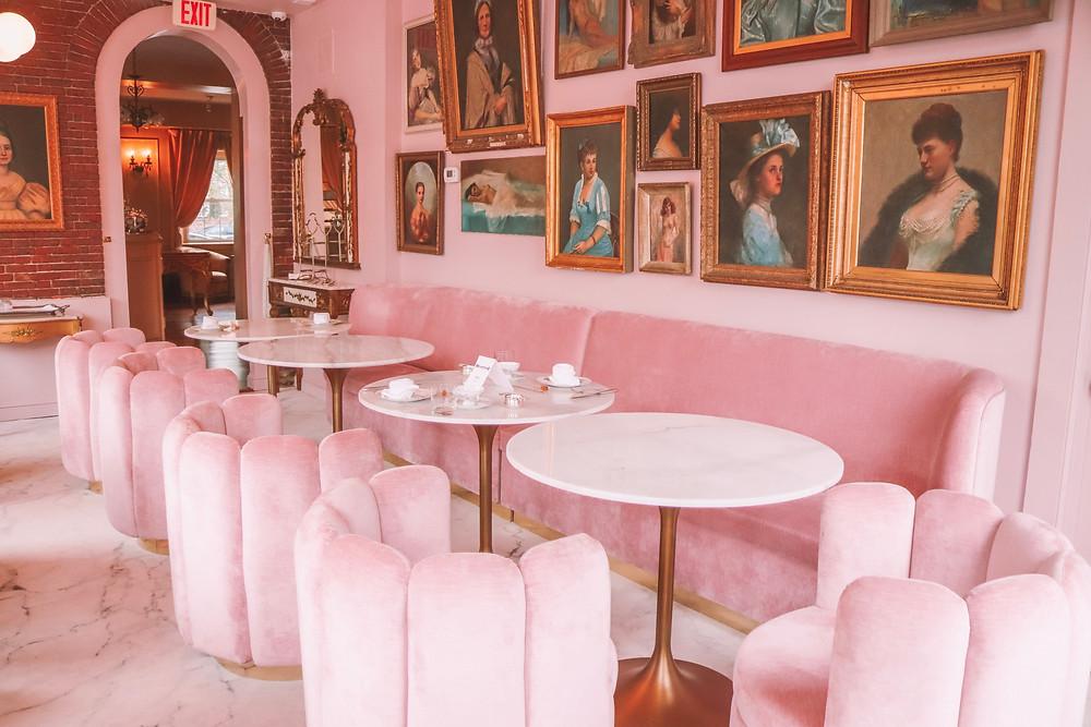 ladyfinger lounge