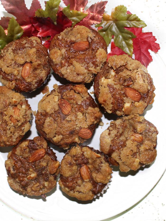 Cinnamon Apple Muffin Recipe