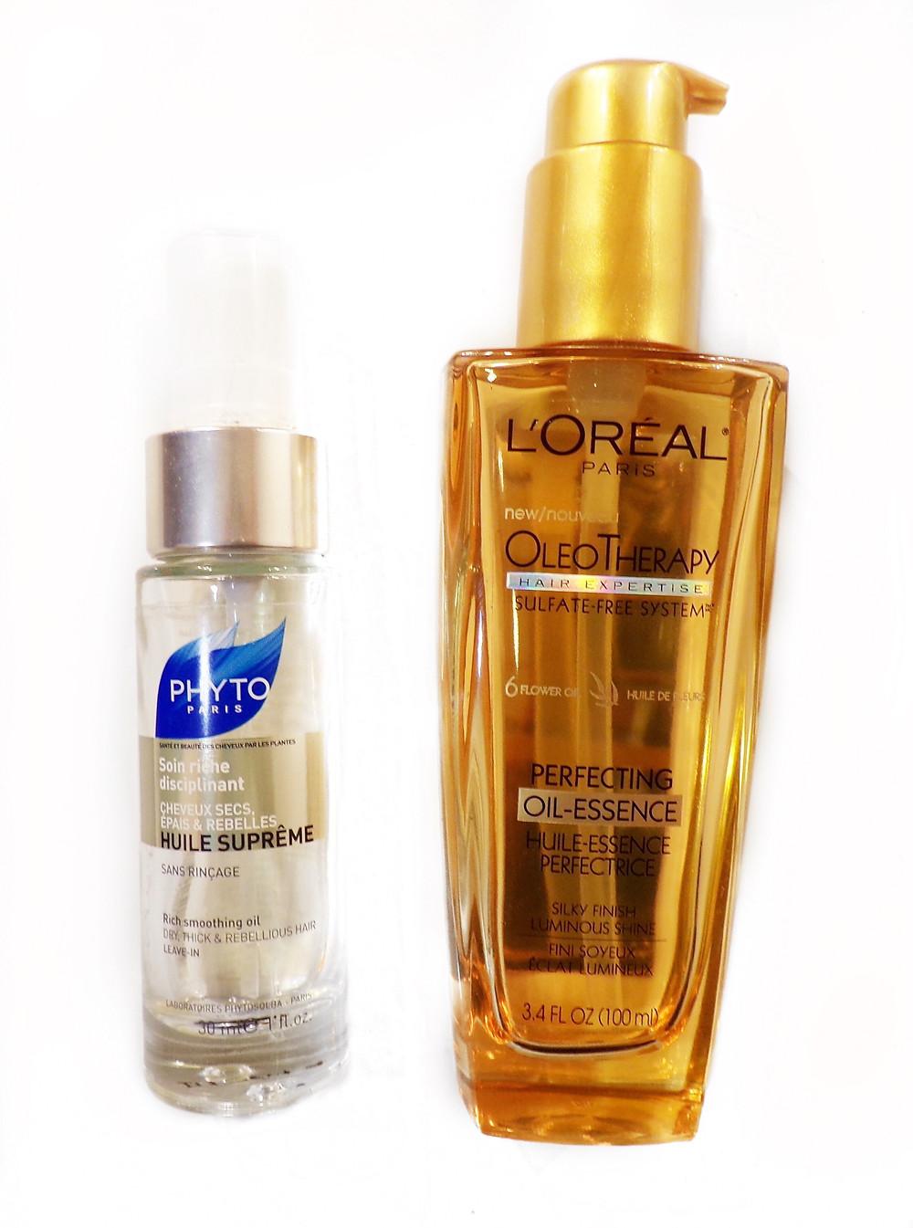 Hair oil favorites