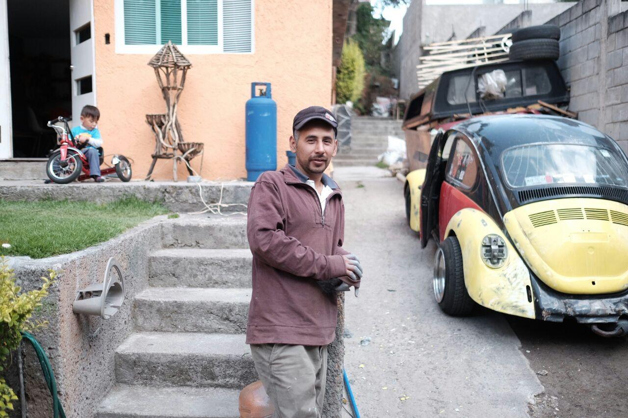 Vochero, Papa | CDMX