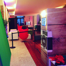 Photobooth + Green screen