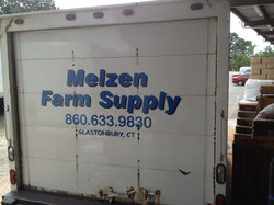 One of our Delivery Trucks