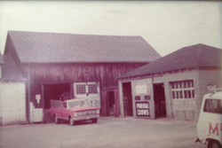 Our Warehouse in the 1970s