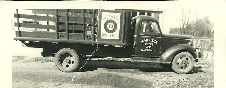 An Original Delivery Truck