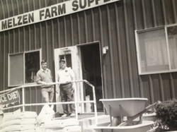 Ken and Joe Melzen