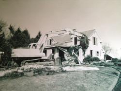 2006 Demolition of house