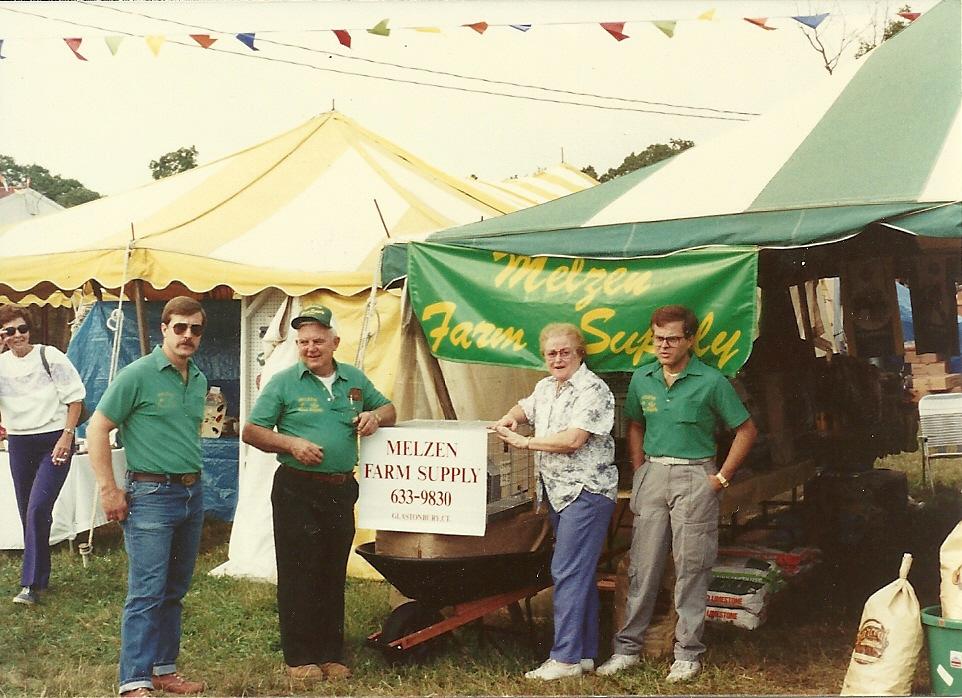 Ken, Joe Sr., Teresa, and Jim
