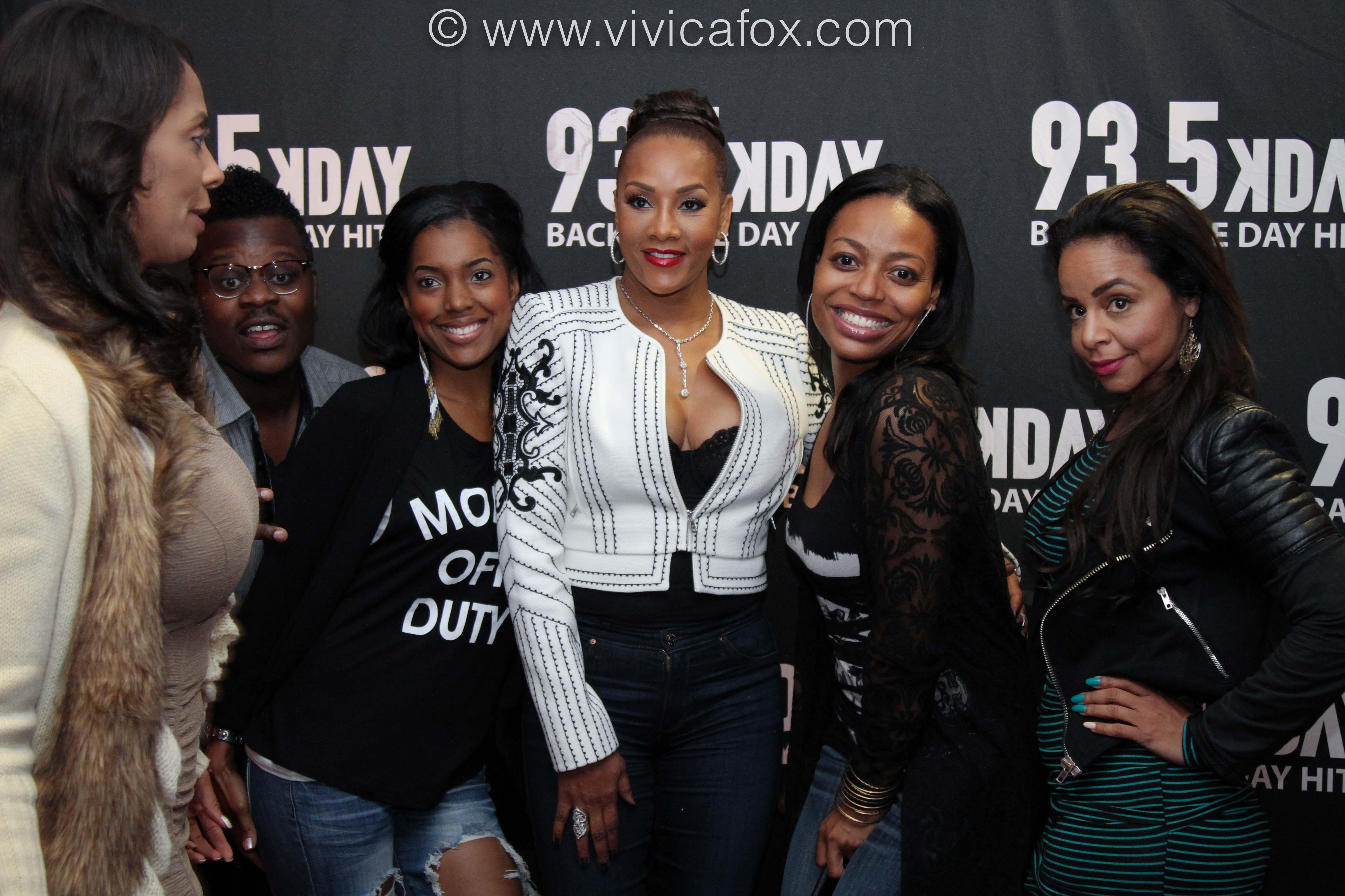93.5 KDAY Screening Chocolate City
