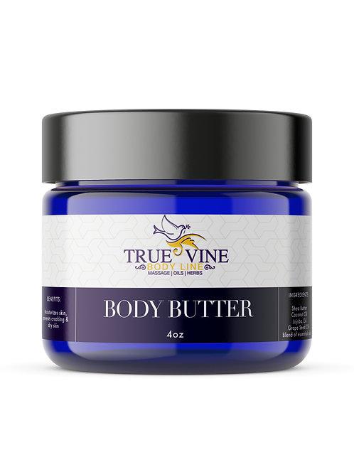 Body Butter-Eczema Blend
