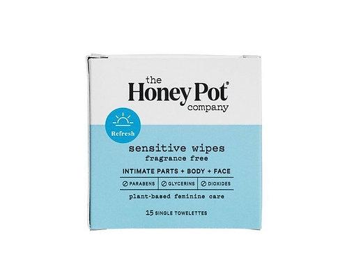 The Honey Pot Co. - Sensitive Wipes