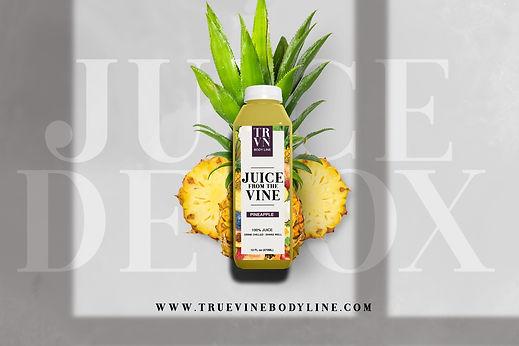 True Vine Body Line Juice from the Vine Detox Juice