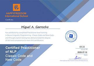 Programacion Neurolinguistica Certificad