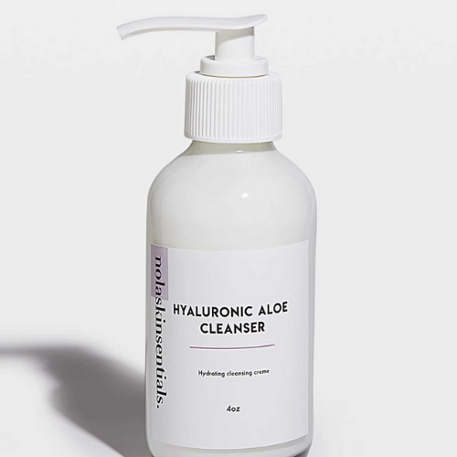 Nolaskinsentials Hyaluronic Aloe Cleanser
