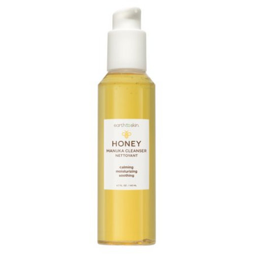 Earth to Skin Honey Manuka Calming Face Cleanser