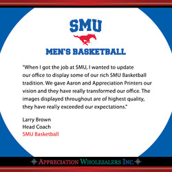 SMU Larry Brown Testimonial
