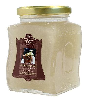 Beurre de Karité - Balinais (Lotus et fleur de frangipanier)