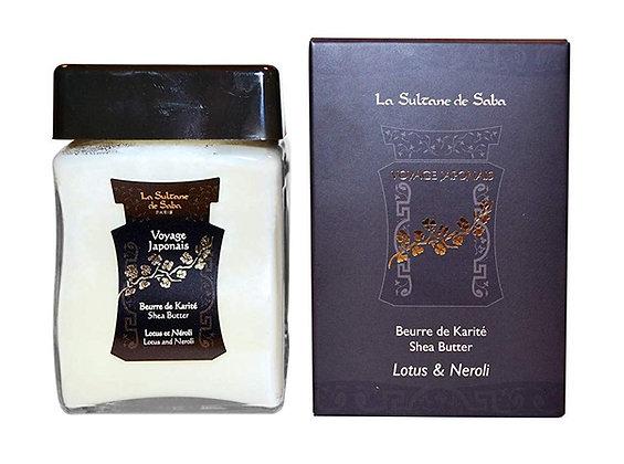 Beurre de Karité - Lotus & Neroli