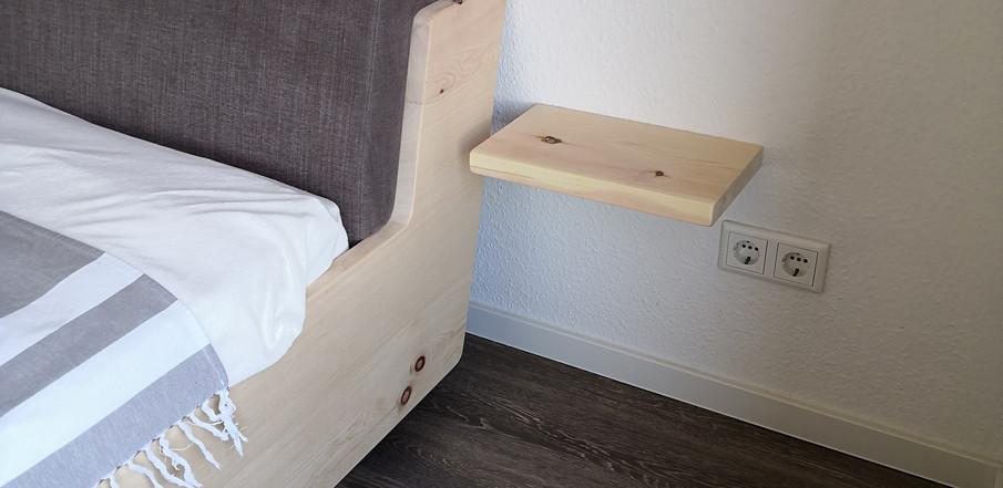 Steckboard Zirbe-Massiv