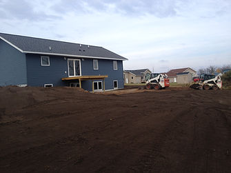 site work detroit lakes mn