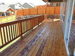 Lot 21 deck