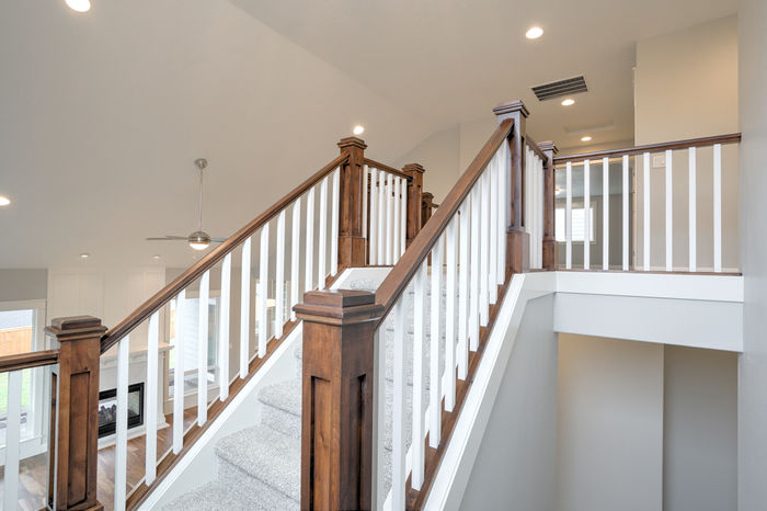 Lot 26 stairs