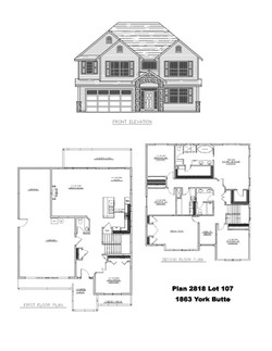 Plan 2818 Lot 107