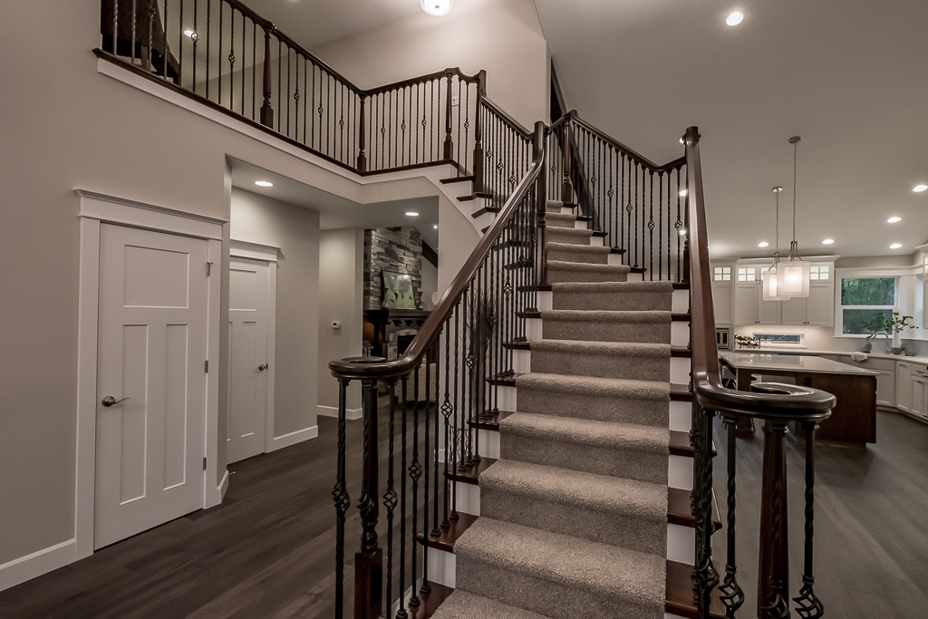 lot 41 stair rail