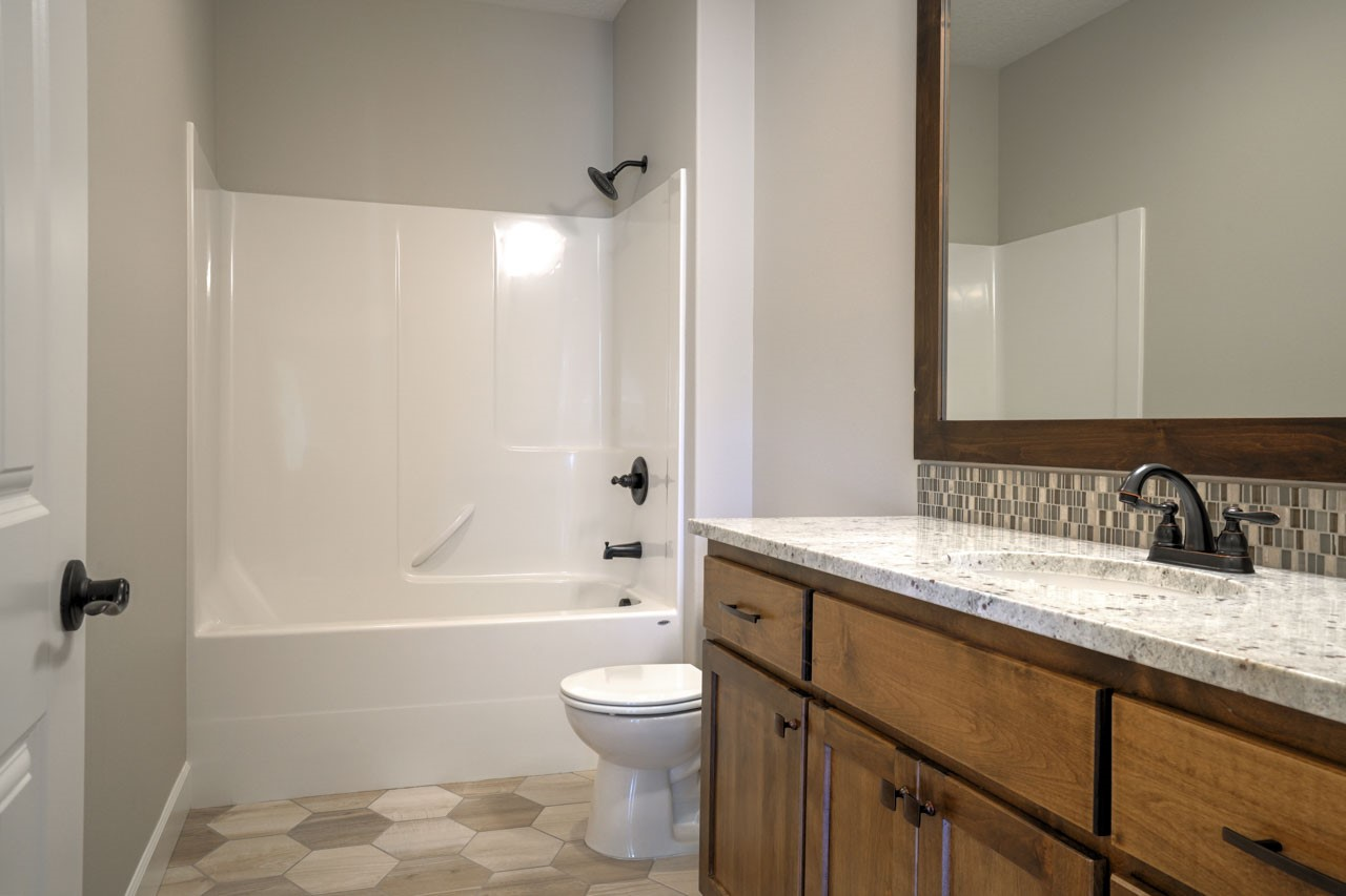 Lot 18 bathroom