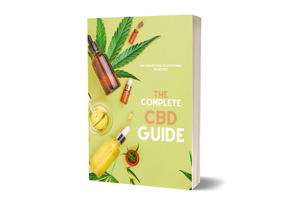 The Complete CBD Guide