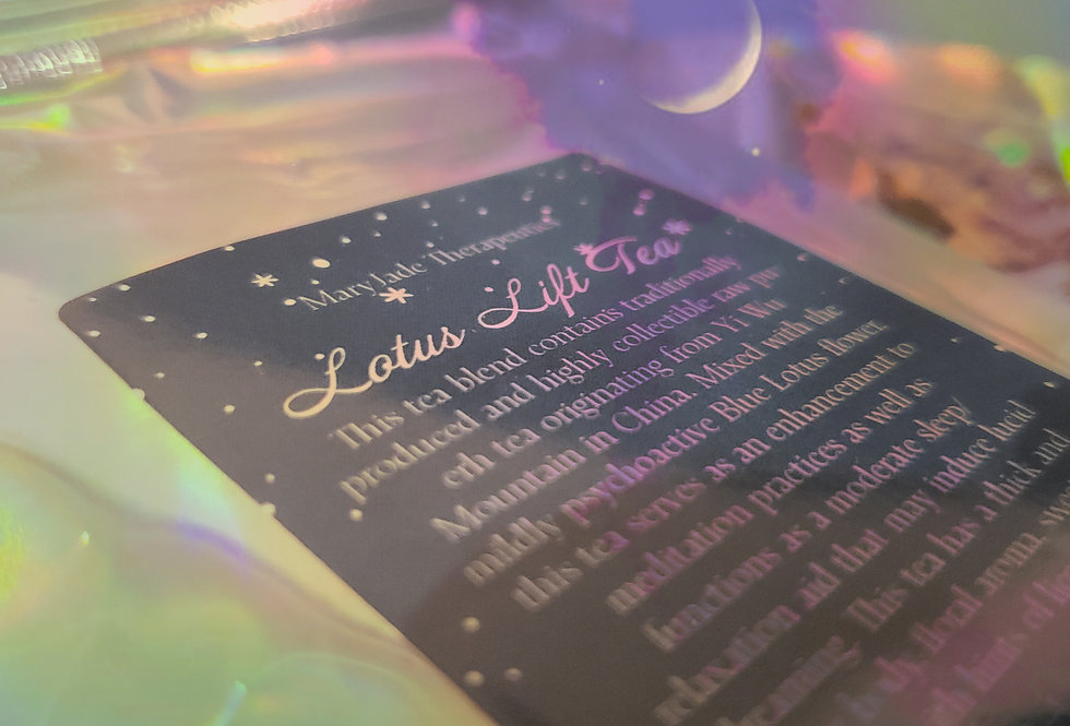 Lotus Lift Tea