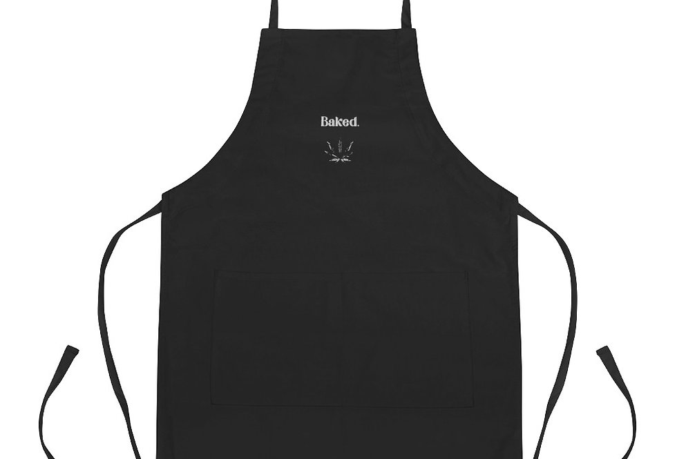 The Baked Baker Apron