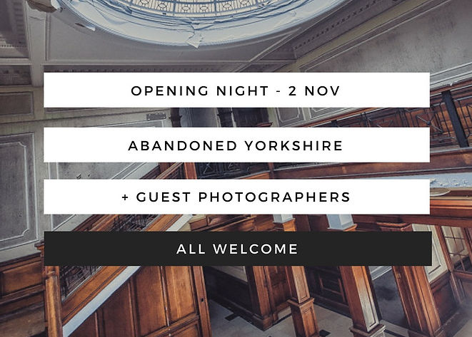 Abandoned Yorkshire Opening with Guests.