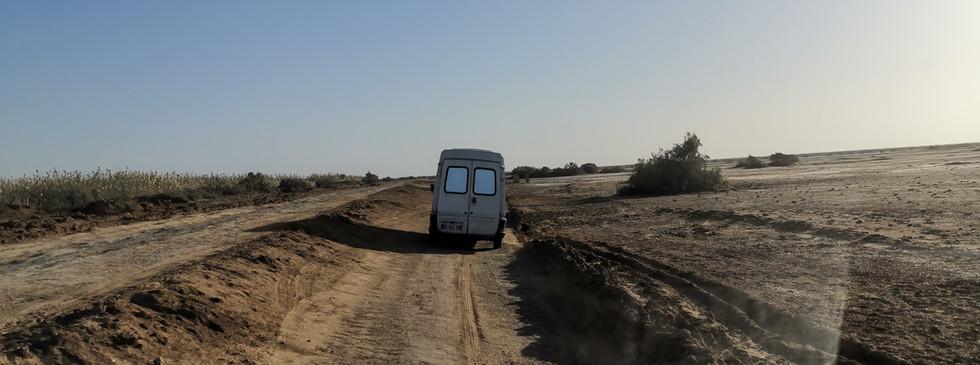 Route de Diama