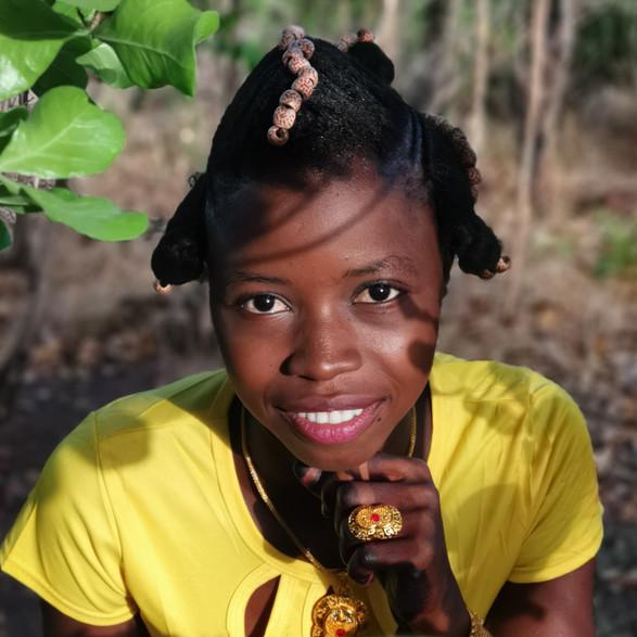 Portraits des habitants de Guémédié