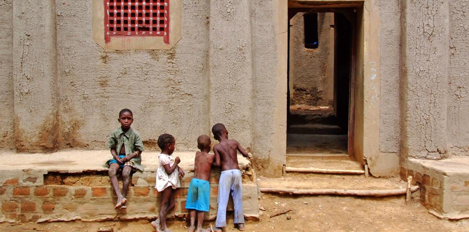 Enfants de Djenné