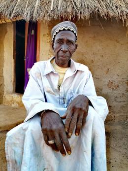 Keita, le chef du village