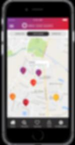 Aplicativo Cidade Saudável Explorar Iphone