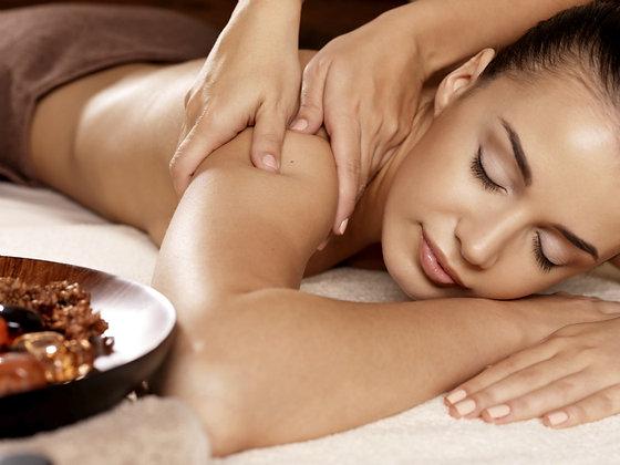 Masaje Relajante de 80 Min. Relaxing Massage