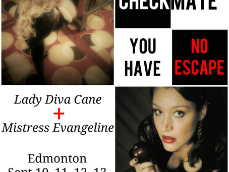 Mistress Evangeline - Short Visit