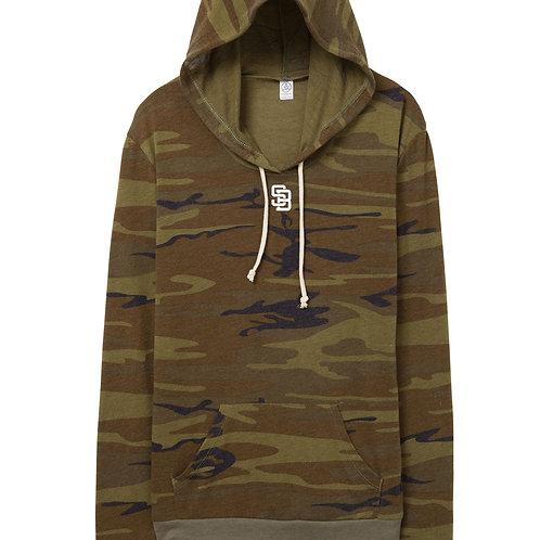 Steelo Badge hoodie