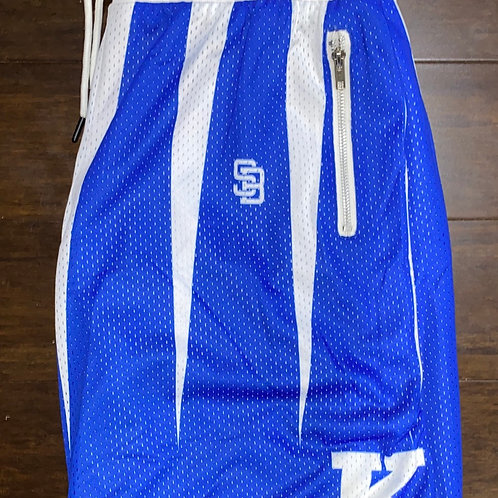 Steelo Brand Kentucky Throwback Shorts