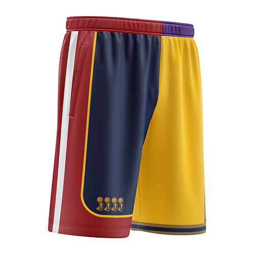 WHAT THE LeBron Champ Shorts
