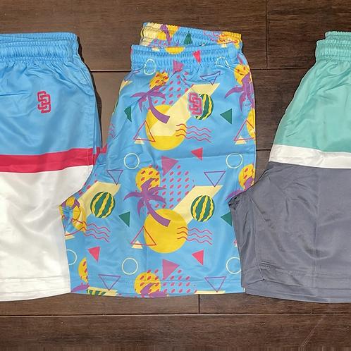 SB Board shorts