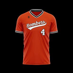 Bombers Vneck Orange.png