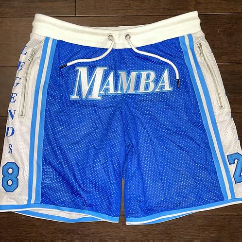 Mamba Shorts (FREE DRI FIT SHIRT)